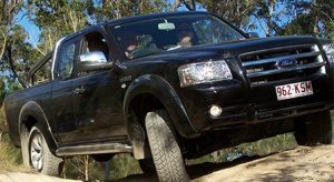 Off-Road: 4-Wheel Drive Courses
