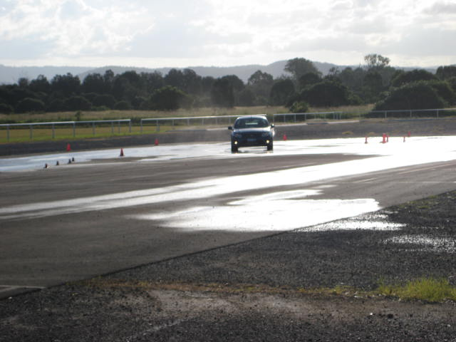 Ford-race-track-emergancy-skills-course-day