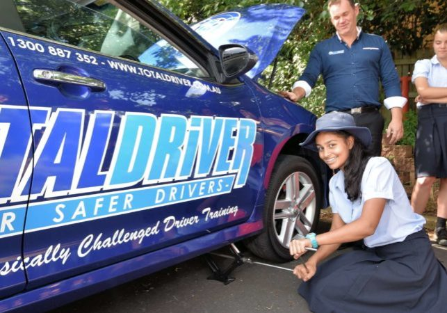 School Driving Lessons