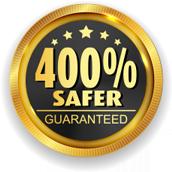 Total Driver is 400% safer